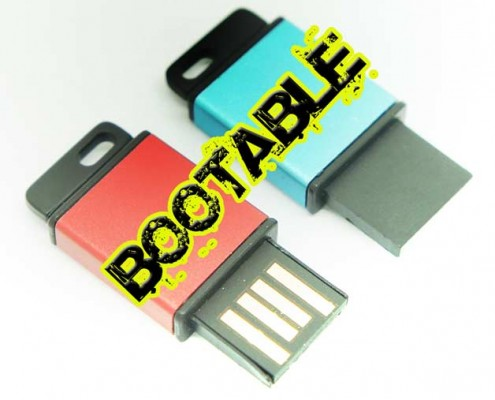 Bootable USB HDD Drive