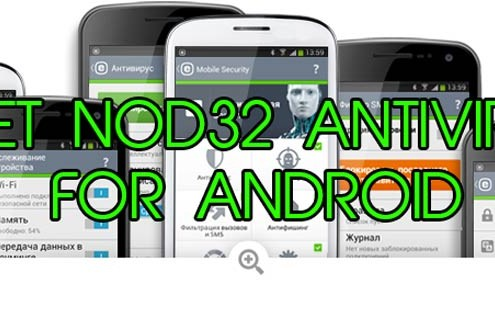 ESET mobile security nod32 ANDROID | kamiltech.com
