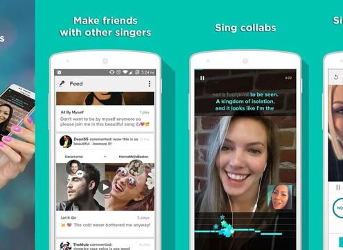 Sing Karaoke for Android | kamiltech.com kamil