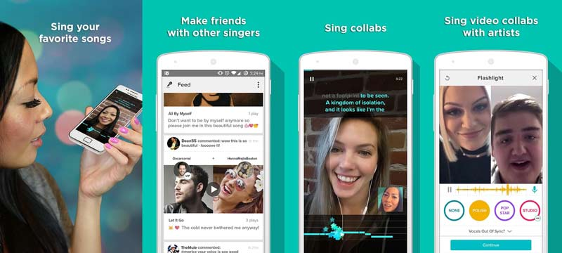 Download Sing! Karaoke, apk for android with VIP Mode and