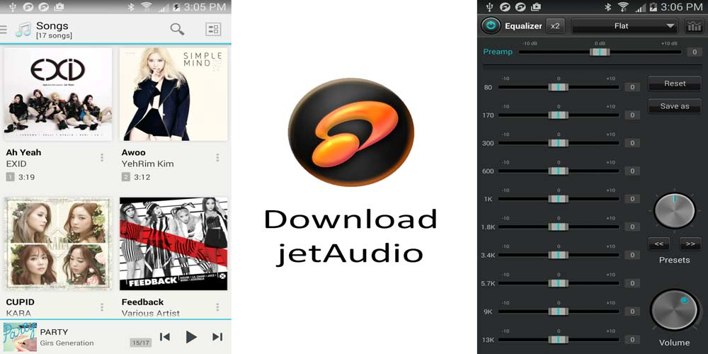 Download jetAudio Music Player + Equalizer Full Version apk for your android - KAMIL
