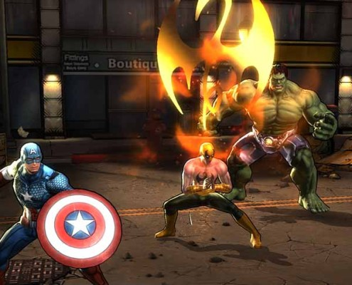 marvel avengers | android