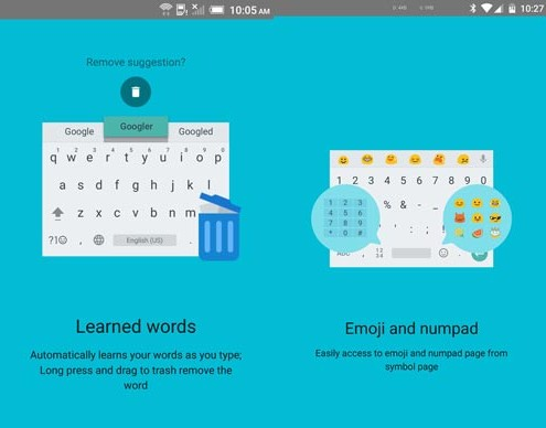 Google-Keyboard-Android | kamil