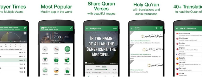 Muslim-Pro - android, windows, iphone - kamiltech