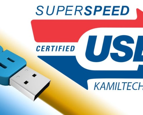USB SPEED HISTORY | KAMILTECH