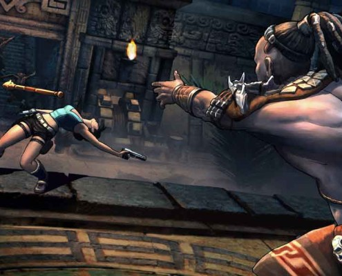 Lara Croft Game Android MAC Windows kamil kamiltech