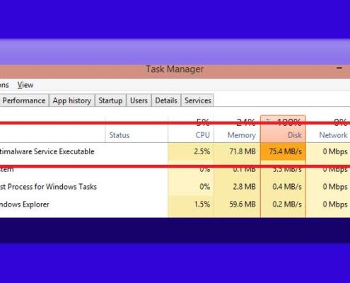 antimalware service executable windows defender